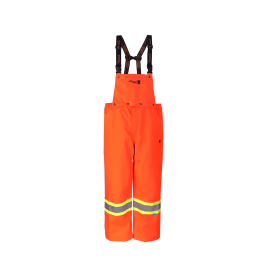 3907FRPO Viking Professional® Journeyman 300D Trilobal Rip-stop FR Bib Pants