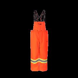 3907FRPO Viking Professional® Journeyman 300D Trilobal Rip-stop FR Bib Pants