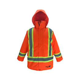 3957FRJO Viking Professional® Freezer Insulated Journeyman 300D Trilobal Rip-Stop FR Parka