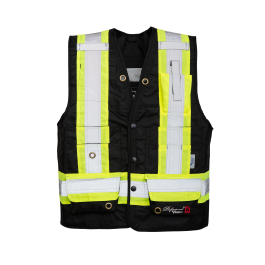 3995FR Viking Professional® Journeyman 300D Trilobal Rip-stop  FR Surveyor Vest