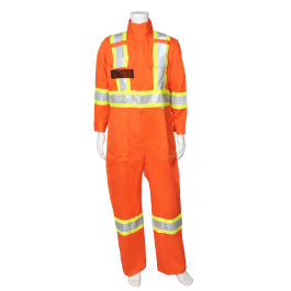 40477 Viking® Firewall FR® CSA High Visibility FR Coveralls 7 oz.