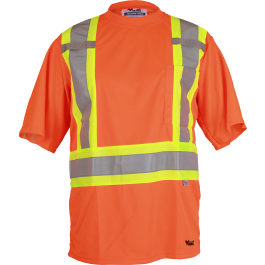 6006O Viking® Safety T-Shirt
