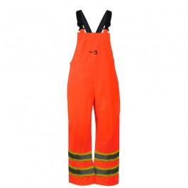 6055FRPO Viking Handyman® FR PU Bib Pants
