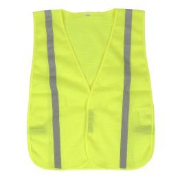 6102G Compact Mesh Safety Vest