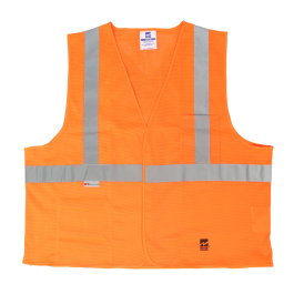 6105O Open Road® Mesh Safety Vest