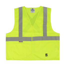 6106G Open Road® Solid Safety Vest