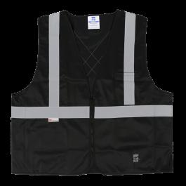 6109BK Open Road® Solid Safety Vest