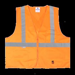 6109O Open Road® Solid Safety Vest
