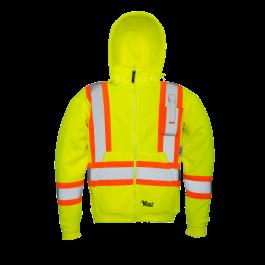 6420JG Viking® Safety Fleece Hoodie