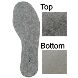 VF24 Viking® Sponge Felt Insoles
