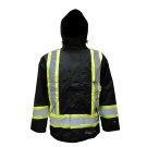3907FRWJ Viking Professional® Insulated Journeyman 300D Trilobal  Rip-Stop FR Jacket
