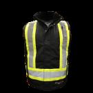 3995FRW Viking Professional® Insulated Journeyman 300D Trilobal Rip-Stop FR Vest