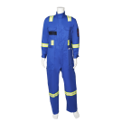 40577 Viking® Firewall FR® Striped Coveralls 7 oz.