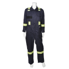 40579 Viking® Firewall FR® Striped Coveralls 9 oz.