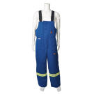 51566 Viking® Firewall FR® CXP® Nomex® Striped Insulated Overalls