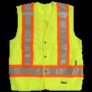 6160G Viking® Tall Safety Vest