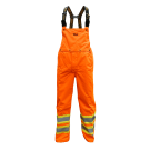 6400PO Viking Journeyman® 300D Tri-Zone Bib Pants