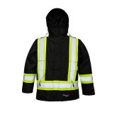 3907FRJ Viking Professional® Journeyman 300D Trilobal Rip-stop FR Jacket