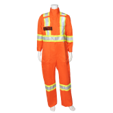 40478 Viking® Firewall FR® CSA High Visibility FR Coveralls 7 oz.