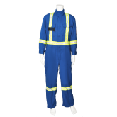 40665 Viking® Firewall FR® CXP® Nomex® CSA Striped Coveralls