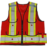 4915R Viking® All-Trades 1000D® Surveyor Safety Vest