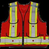 4915R Viking® All-Trades 1000D® Surveyor Safety Vest