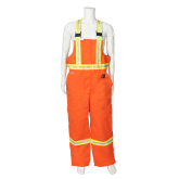 51679 Viking® Firewall FR® Striped Insulated Overalls