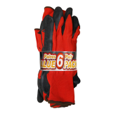 52226-ELD422 Open Road® Value Pack Polyester Gloves with Latex Coating