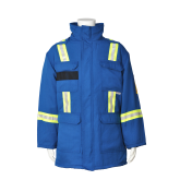55566 Viking® Firewall FR® CXP® Nomex® Striped Insulated Parka