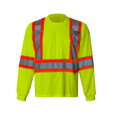 6010G Viking® Safety Long Sleeve Shirt