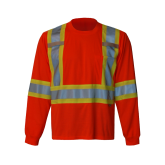 6010O Viking® Safety Long Sleeve Shirt