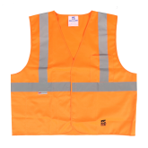6106O Open Road® Solid Safety Vest