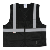 6109BK Open Road® Solid Safety Vest