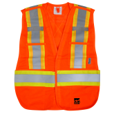 6115O Open Road 5pt. Tear away Vest