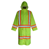 6326G Viking® Safety Long Coat