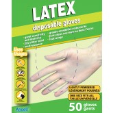 84051 Viking® Latex Disposable Gloves