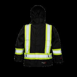 3907FRJ Viking Professional® Journeyman 300D Trilobal Rip-stop FR Jacket