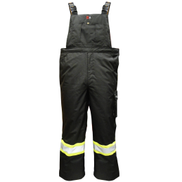 3957FRP Viking Professional® Freezer Insulated Journeyman 300D Trilobal Rip-Stop FR Overalls