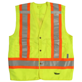 6160G Viking® Tall Safety Vest