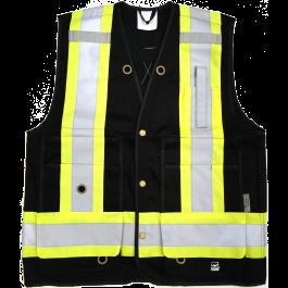 6165BK Open Road® Surveyor Vest