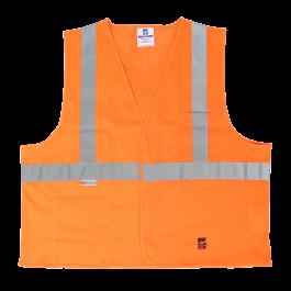 U6105O Open Road® Mesh Safety Vest