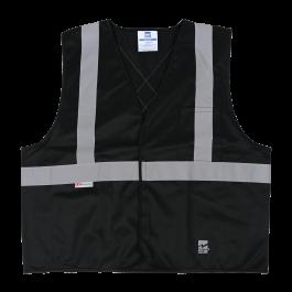 U6106BK Open Road® Solid Safety Vest