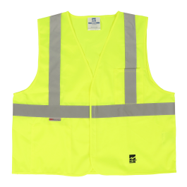 U6106G Open Road® Solid Safety Vest