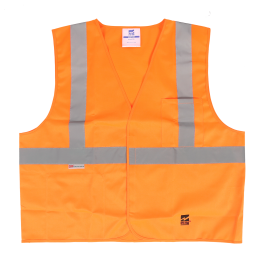 U6106O Open Road® Solid Safety Vest