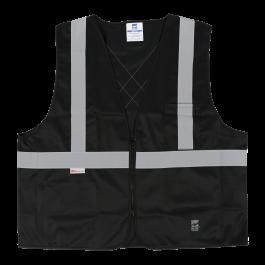 U6109BK Open Road® Solid Safety Vest