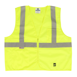 U6109G Open Road® Solid Safety Vest
