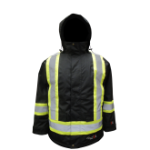 3957FRJ Viking Professional® Freezer Insulated Journeyman 300D Trilobal Rip-Stop FR Parka