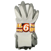 52224-ELD42 Open Road® Value Pack Polyester Gloves with Nitrile Coating