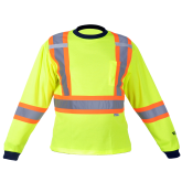 6015G Viking® Safety Cotton Lined Long Sleeve Shirt
