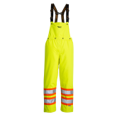 U6400PG Viking Journeyman® 300D Tri-Zone Bib Pants